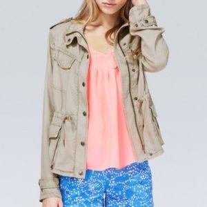 Aritzia Talula Wiltern utility jacket
